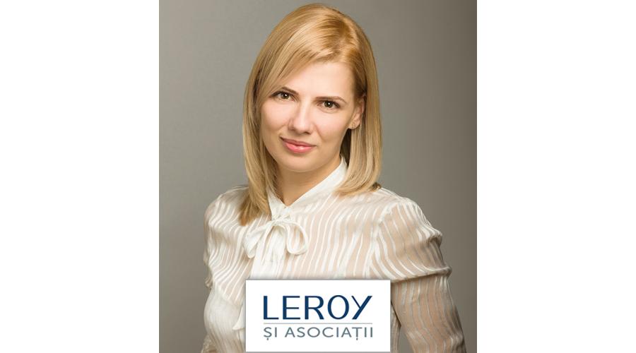 Leroy şi Asociaţii numeşte un nou avocat coordonator al departamentului de Litigii