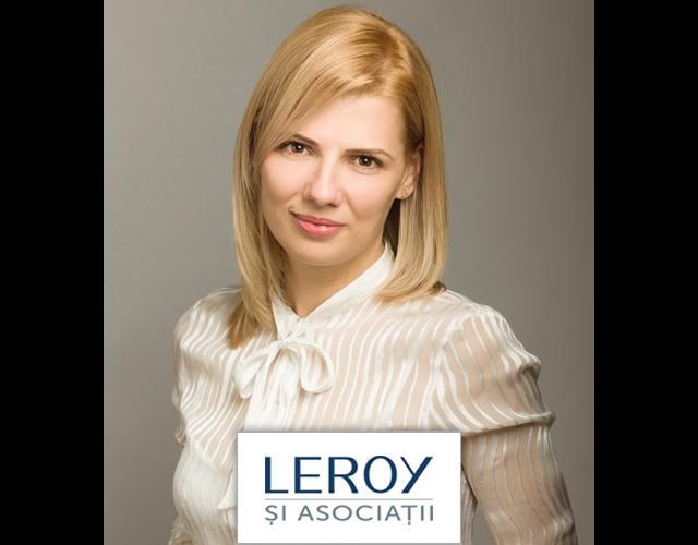 Leroy şi Asociaţii Appoints new Head of its Dispute Resolution Practice
