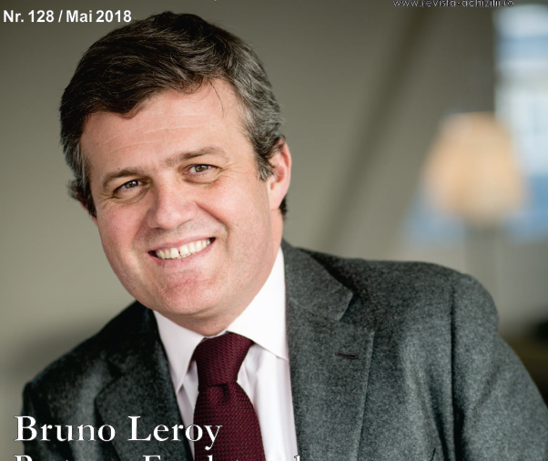 Interview with Bruno Leroy: The new legislation for public procurement