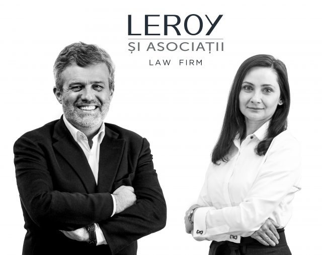 Leroy și Asociații promotes four lawyers, consolidating their activity in strategic areas such as Litigation, Real estate, Banking & Finance and Labor Law